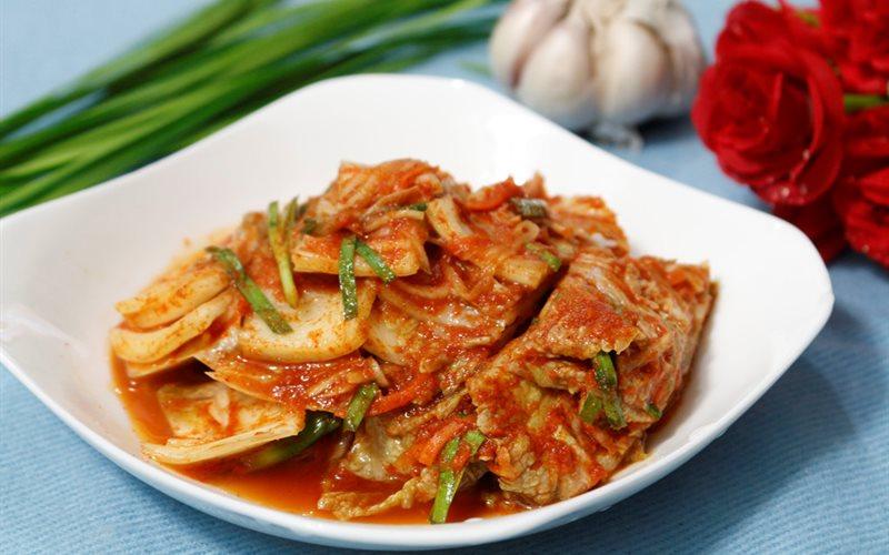 Cách Làm Kimchi Cải Thảo Theo Chuẩn Hàn Quốc Ngon