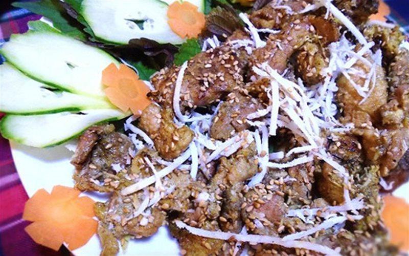 Cách Làm Thịt Ba Chỉ Nướng Sả Đơn Giản Mà Ngon