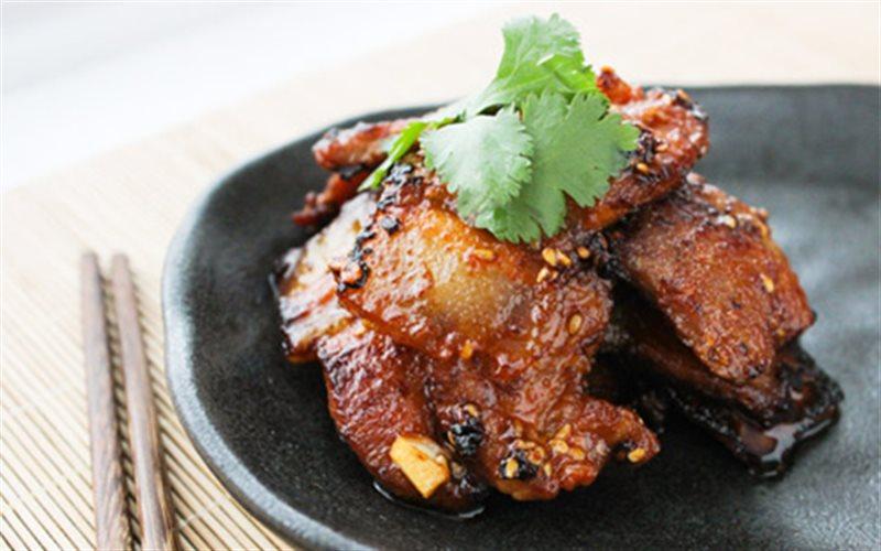 Cách làm Thịt Heo Áp Chảo mang hương vị độc đáo