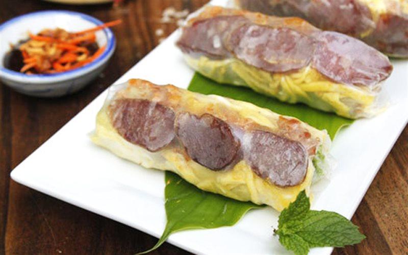 Cách làm Bò Bía Miền Nam đơn giản, ăn là ghiền ngay
