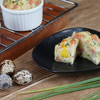 Bánh trứng nướng Hàn Quốc