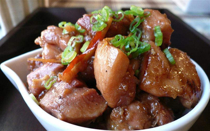 Cách Làm Thịt Gà Kho Gừng Cho Món Ngon Mỗi Ngày