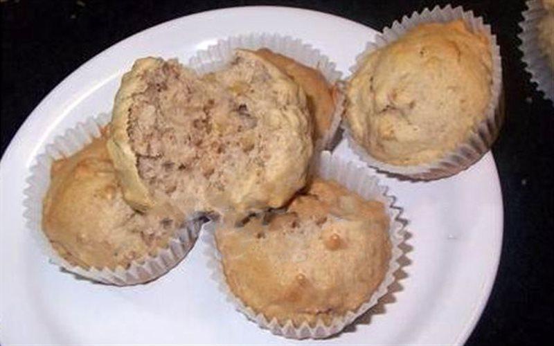 Cách Làm Bánh Muffin Bơ Chuối Thơm Ngon Đơn Giản