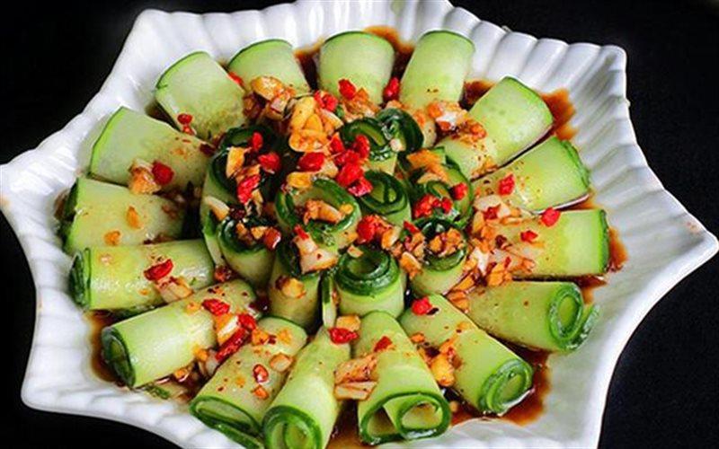 Cách Làm Gỏi Dưa Leo Thơm Ngon Cho Bữa Cơm Cả Nhà