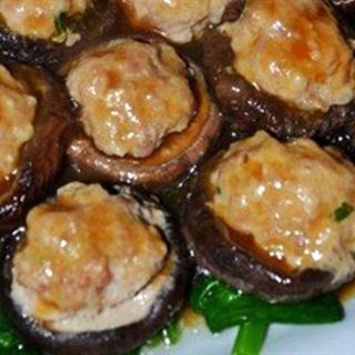 Cách Làm Nấm Hương Nhồi Thịt Băm Hấp Cực Nhanh