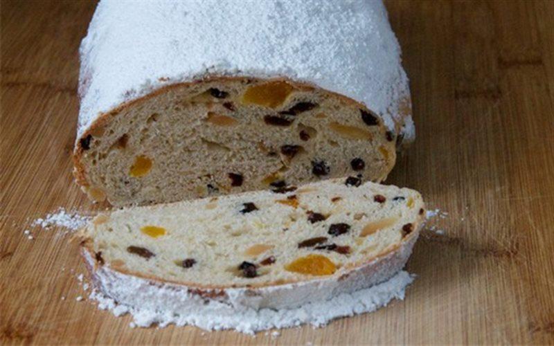 Cách Làm Bánh Mì Stollen Thơm Ngon, Chuẩn Vị Đức