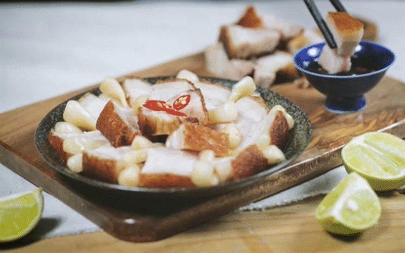 Cách Làm Thịt Heo Quay Da Giòn Ngon Cho Bữa Tiệc