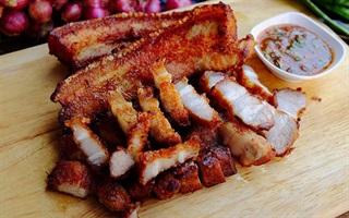 Thịt chiên đủ loại - Vạn người mê
