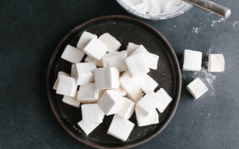 Cách Làm Kẹo Xốp Marshmallow Hấp Dẫn Cho Bé Ăn Vặt