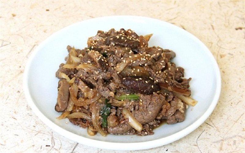 Cách Làm Bò Xào Kiểu Hàn Quốc Thơm Ngon, Bổ Dưỡng