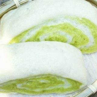 Cách Làm Bánh Bao Chay Lá Dứa