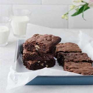 Cách làm Bánh brownie hạt