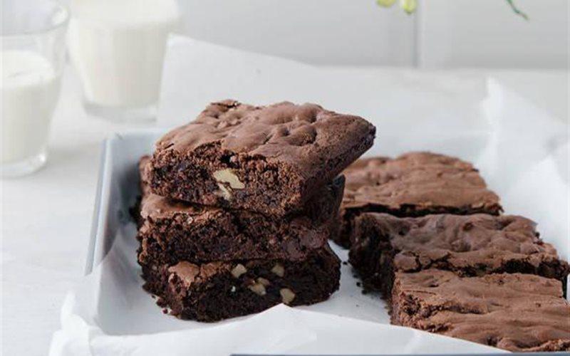 Cách Làm Bánh Brownie Hạt | Thơm, Ngon, Đơn Giản
