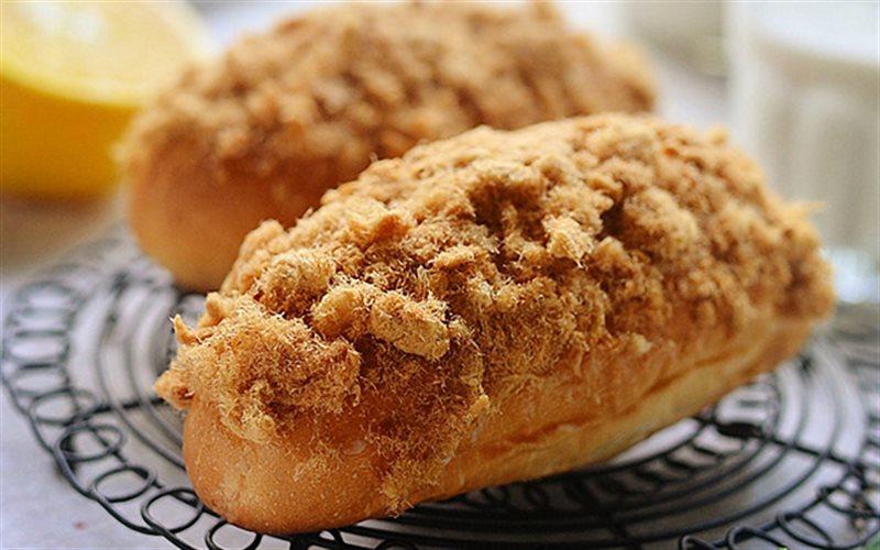 Cách Làm Bánh Mì Phủ Chà Bông Ngon Như Ngoài Tiệm
