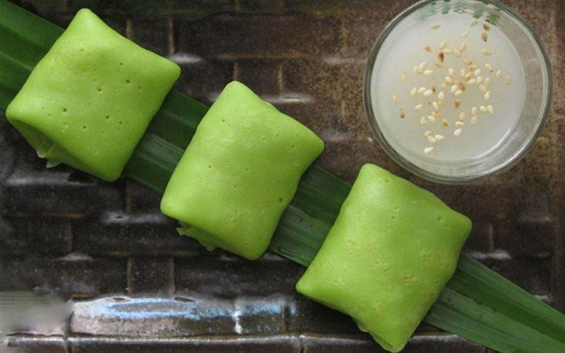 Cách làm Bánh Crepe Dừa đơn giản cho cả nhà ăn ngon miệng