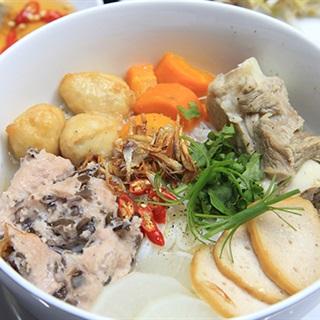 Cách Nấu Bún Mọc Thơm Ngon Cho Bữa Sáng Gia Đình