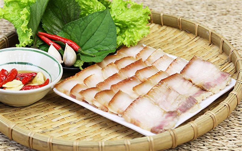 Cách Làm Thịt Heo Ngâm Nước Mắm Ngon Cho Ngày Tết