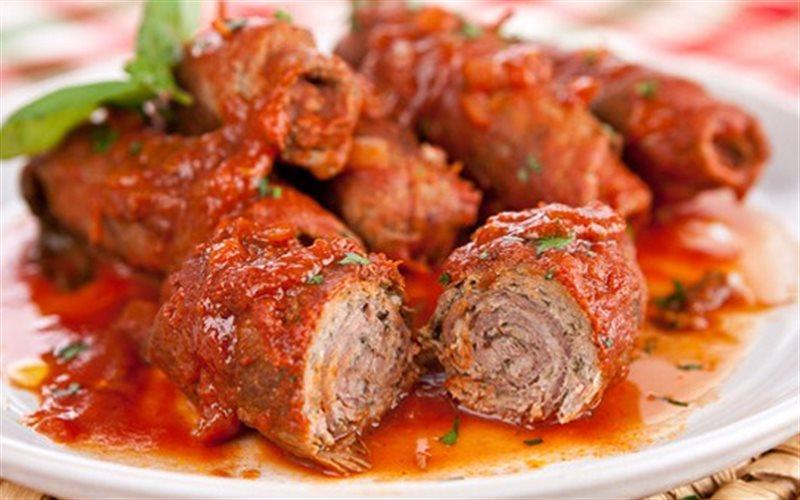 Cách Làm Thịt Bò Cuộn Kiểu Ý Thơm Ngon, Bổ Dưỡng