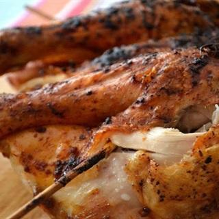 Cách làm gà nướng Peri Peri