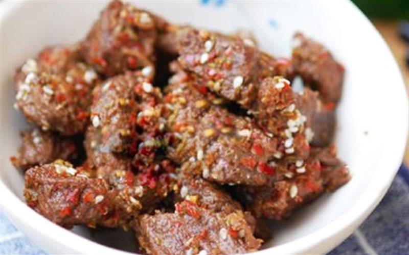 Cách làm Thịt Bò Chiên Cay đậm đà, cho bữa cơm gia đình