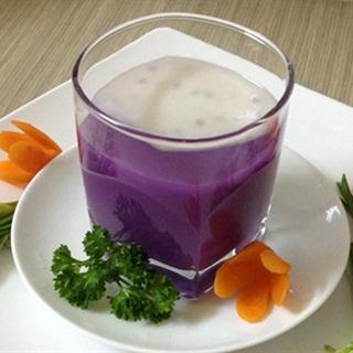 Cách Làm Chè Khoai Mỡ Nước Cốt Dừa Ngon Miệng