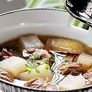 Cách nấu Canh Bò Củ Cải thơm ngon, bổ dưỡng cho cả nhà