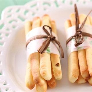 Cách Làm Bánh Quy Chanh Dây Vàng Giòn, Cực Ngon