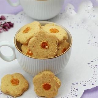 Cách Làm Bánh Quy Hoa Mai Thơm Ngon Để Ăn Vặt