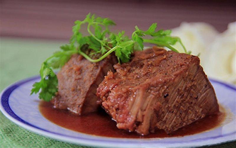 Cách Làm Thịt Bò Rim Đậm Đà Đưa Cơm Ngon Miệng