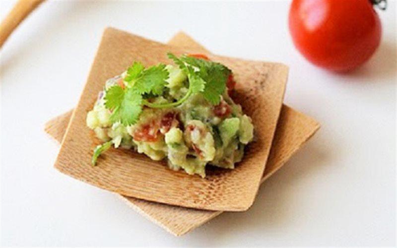 Cách Làm Salad Bơ Kiểu Mexico Lạ Miệng Thơm Ngon