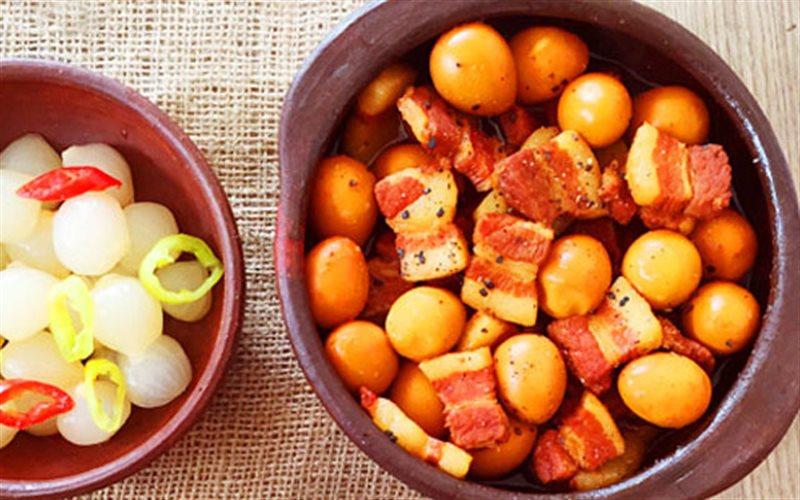 Cách Làm Thịt Lợn Kho Trứng Cút Đậm Đà Bữa Cơm