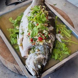Cách làm Cá thấp kiểu Thái
