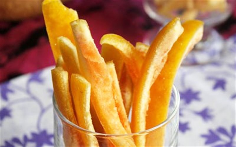 Cách làm Mứt Vỏ Trái Bưởi phèn chua thơm ngon cho ngày Tết