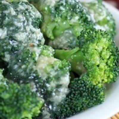 Những món ăn với Súp lơ xanh