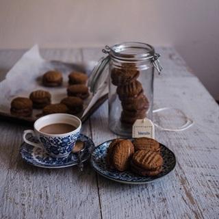 Cách làm Bánh cookie dừa chocolate