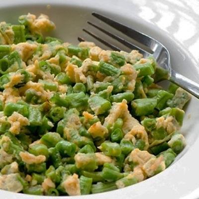 Các món ăn ngon có nguyên liệu chính từ đậu đũa