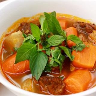 Cách làm Bò Kho Cà Rốt đậm đà, cực ngon cho bữa sáng