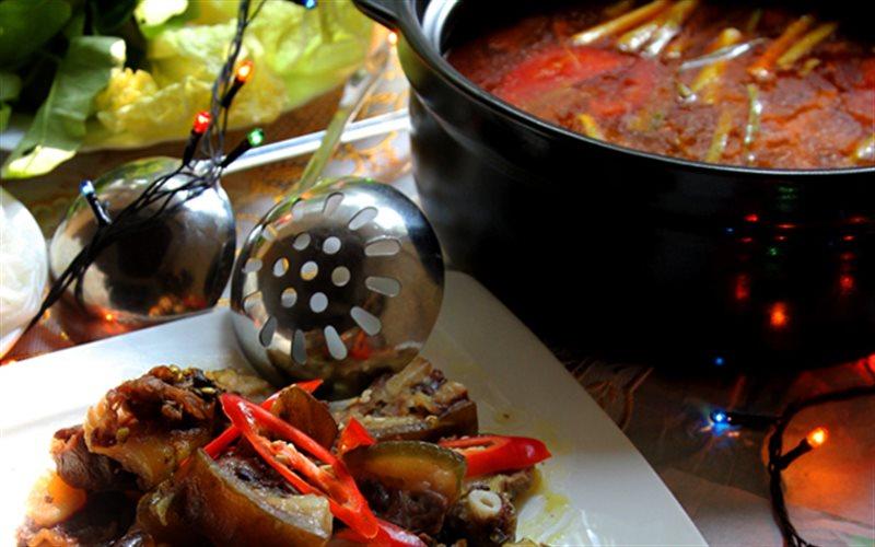 Cách Làm Lẩu Đuôi Bò Chua Cay, Cho Bữa Ăn Ngày Mưa
