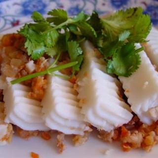 Cách làm Bánh Đúc Mặn thơm ngon béo ngậy tại nhà