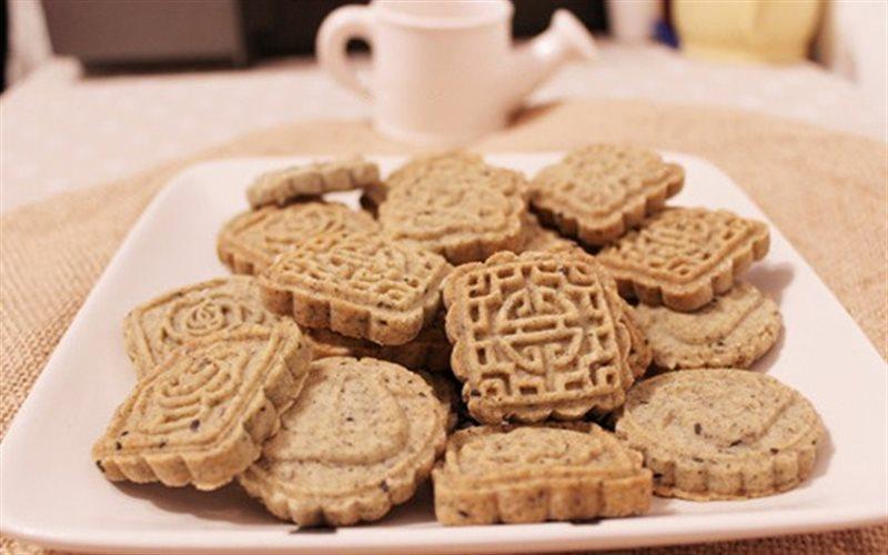 Cách Làm Bánh Quy Mè Đen Thơm Ngon Hấp Dẫn Ở Nhà