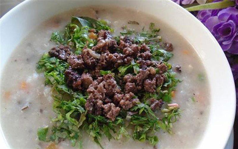 Cách nấu Cháo Chim Bồ Câu thơm ngon, giàu dinh dưỡng