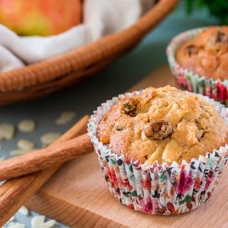 Cách Làm Bánh Muffin Táo Thơm Mềm Ngon Không Cưỡng