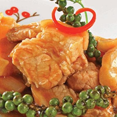 Chế biến món ăn siêu hấp dẫn với THỊT BA CHỈ