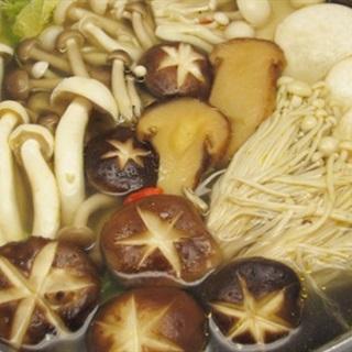 Lẩu nấm chay