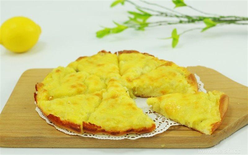 Cách làm Pizza Sầu Riêng với phô mai béo thơm, hấp dẫn