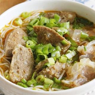 Cách Nấu Bún Bò Viên Và Gân Bò Thay Cơm Cực Ngon