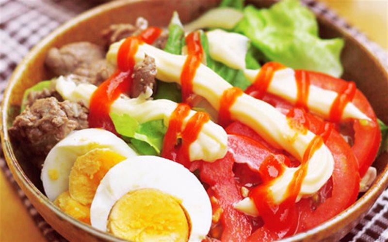 Cách Làm Salad Trộn Thịt Bò Đơn Giản, Siêu Ngon