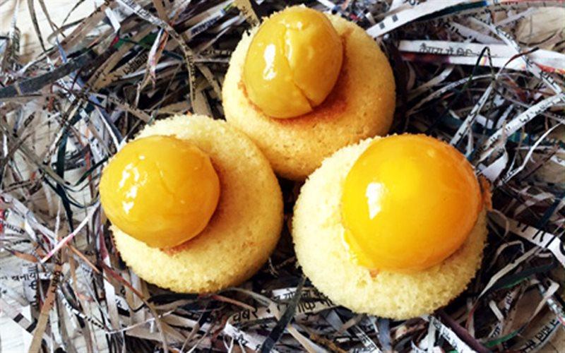 Cách Làm Bông Lan Trứng Muối Xốp Mềm Ngon Cực Đỉnh