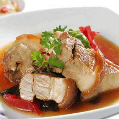 Ngon tê tái cùng những món ăn từ thịt ba chỉ