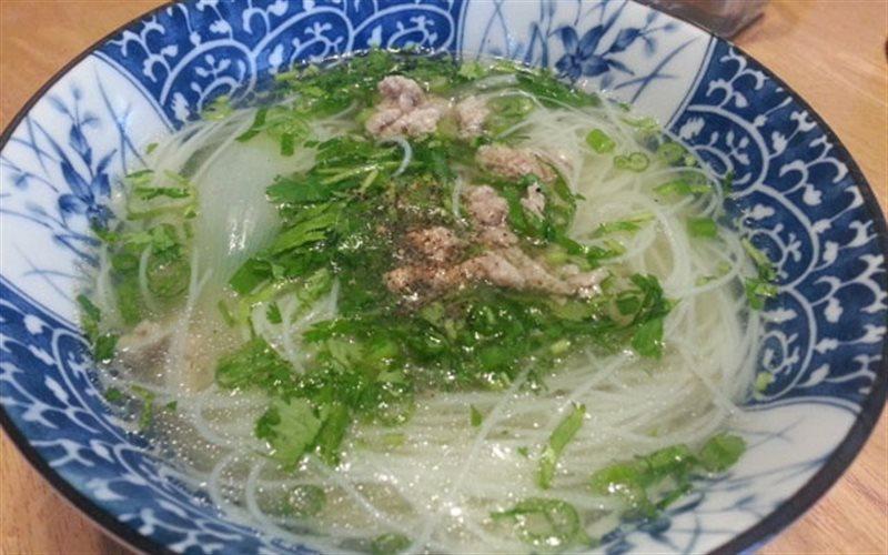 Cách Nấu Bún Thịt Heo Cho Bé Thơm Ngon, Rất Dễ Ăn